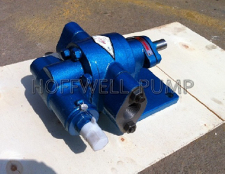 Brass Electric External Gear Pump For Furnace Oil