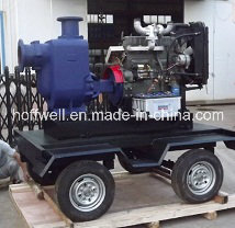 ZX Self-Priming Centrifugal Pump for Chemical Industry