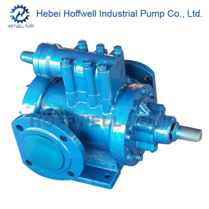 CE Approved 3G70 Self-priming Fuel Oil Triple Screw Pump