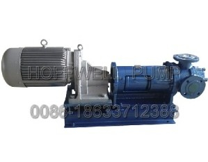 NYP Series Internal Gear Pump with Magnetic Coupling (NYP52A)