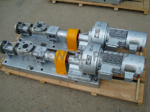 CE Approved G35-1 Mono Single Screw Pump
