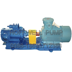 3G42X6A High Pressure Triple Three Screw Pump for Chemical
