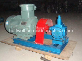 Bronze YCB External Gear Pump For Fuel Oil