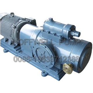 CE Approved 3QGB Hydraulic Chemical Triple Screw Asphalt Pump