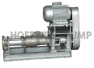 G Single Screw Pump with Belt Driven Manufacturer