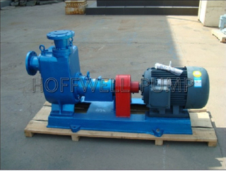 CYZ-A Self-Priming Centrifugal Pumps CE Approval
