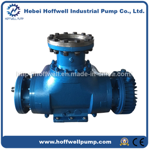 Multi-phase Twin Screw Crude Oil Pump