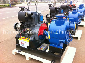 P-3 Self-Priming Sewage Pump for Industrial Waste