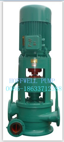 ClH/2 Two Stage Two Outlet Vertical Centrifugal Pump