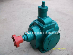 Cast Iron Rotary External Gear Pump For Lubricating Oil