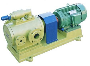 CE Approved 3QGB Series Heating Insulated Bitumen Three Screw Pump