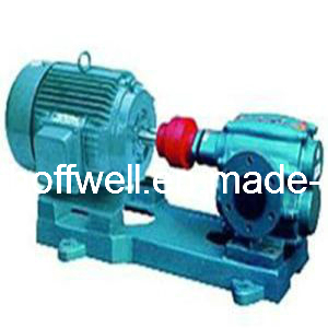 ZYB External Gear Booster Pump For Fuel Oil