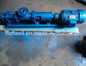 G Series Single Screw Pump