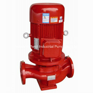 CE Approved IRG Vertical Centrifugal Fire Pump