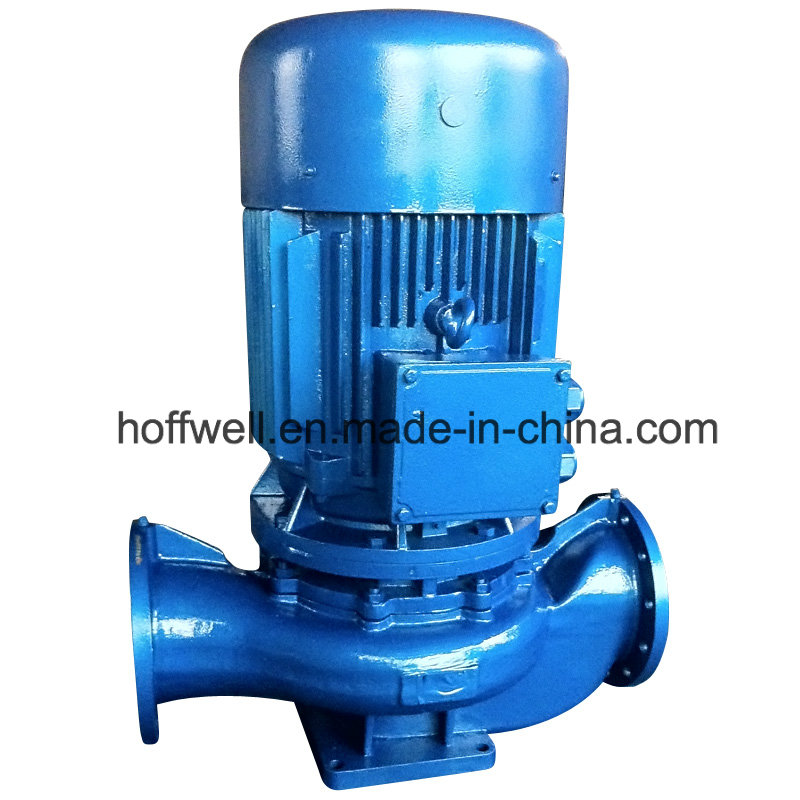 ISG Self-priming Centrifugal Pipeline Water Pump