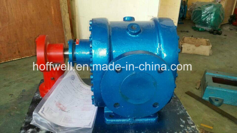 Heat Insulating YCB-G External Gear Pump for Hot Oil