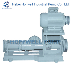 CE Approved G Marine Type Single Screw Pump