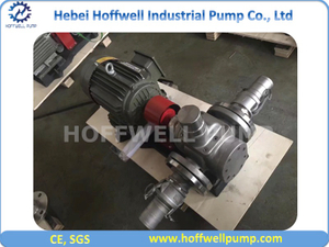 Stainless Steel Motor Driven YCB External Gear Pump