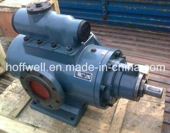 CE Approved SN Heavy Oil Three Screw Pump