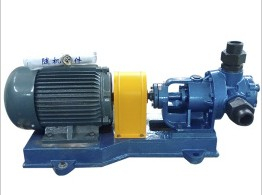 CE Approved Cast Iron Material NYP7.0A Internal Gear Pump