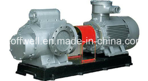 Stainless Steel 2WW. 4.0-26 Screw Pump