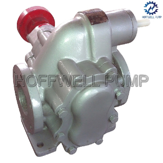 Stainless Steel KCB External Gear Pump For Fish Oil