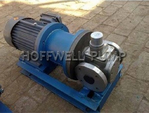 Stainless Steel Magnetic Coupled YCB External Gear Pump