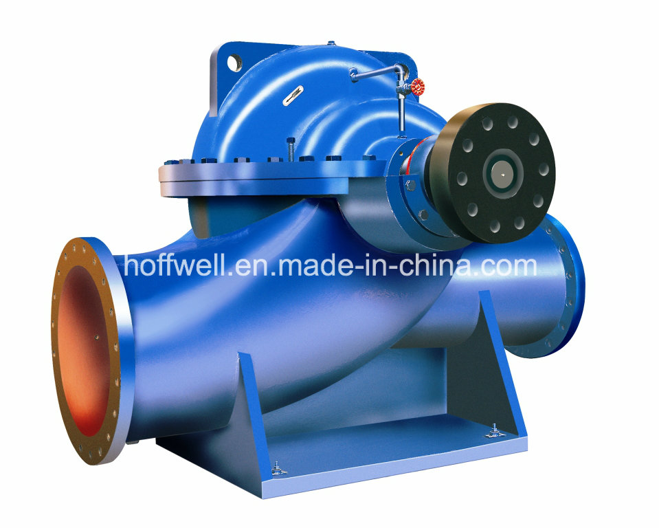 TPOW Spilt Casing Centrifugal Water Pump