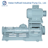 CE Approved GCN Marine Single Screw Slurry Pump