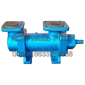 3G36X6A Boiler Feed Fuel Oil Triple Three Screw Pump