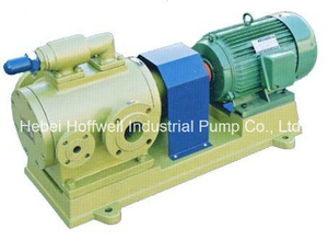 CE Approved 3QGB Heat Insulation Chemical Three Screw Pump