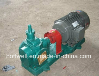 Cast Iron Lube Oil External Rotary Gear Pump