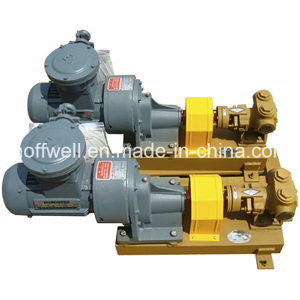 NYP Stainless Steel Gear Pump China Supplier