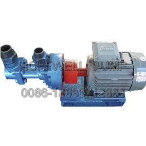 Self-priming Magnetic Triple Screw Pump
