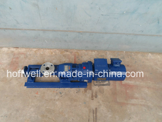 G Series Mono Screw Pump CE Approval