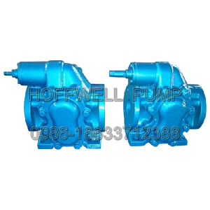 Cast Iron KCB Lubricating Oil External Gear Pump