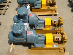 CE Approved NYP2.3 Molasses Internal Gear Pump