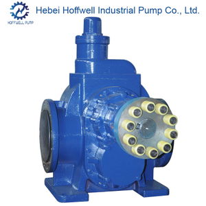 Cast Iron KCB Cargo Fuel Oil External Gear Pump