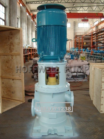 Double Suction Fuel Oil Transfer Triple Screw Pumps 3G Series