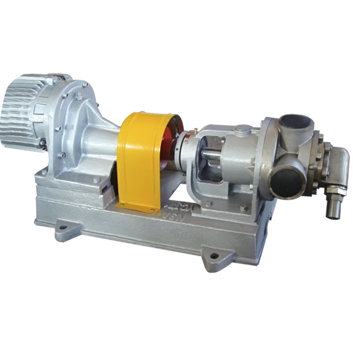 NYP Series Internal Gear Pump with Safety Valve