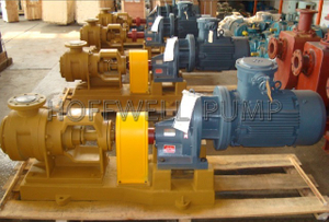 NYP Series Internal Gear Pump