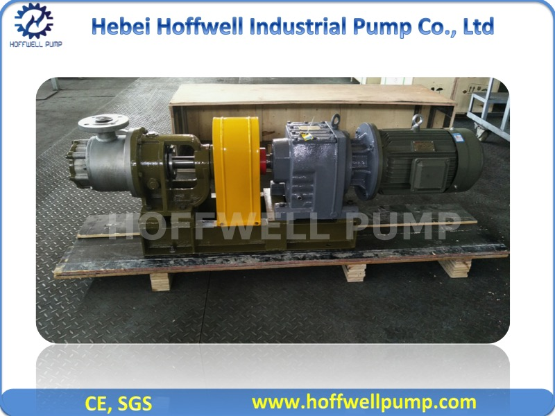 NYP52A Stainless Steel Internal Gear Pump For Soap