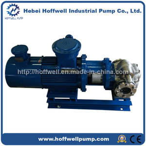 Stainless Steel Magnetic Drive External Gear Pump For Heavy Oil